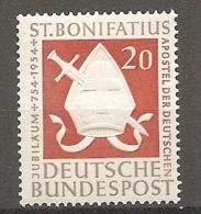 BDP 1954 Yv N° 75 Mi N° 199  ** MNH Saint Boniface  Cote 10 Euro TBE - Nuovi