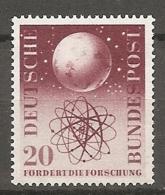 BDP 1955 Yv N° 88 Mi N° 214  ** MNH  Recherche Scientifique  Cote 14 Euro TBE - Nuovi