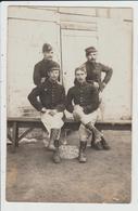 THEME MILITARIA - CARTE PHOTO A SITUER - SOLDATS DU 115e - Régiments