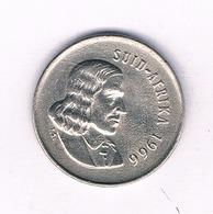 5 CENTS 1966 ZUID AFRICA /3971/ - Afrique Du Sud
