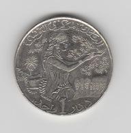 1 DINAR 1997 FAO - Tunisia