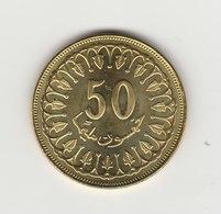 50 MILLIEMES 2009 - Tunisia