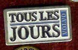 @@ Automobile VOLVO Tous Les Jours (2.2x1.2) @@aut31 - Pin