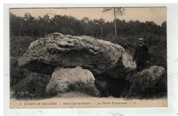 61 BELLEME #10794 FORET SAINT CYR LA ROSIERE LA PIERRE PROCUREUSE DOLMEN N° 9 - France