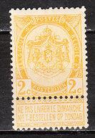 54**  Armoiries - Bonne Valeur - MNH** - LOOK!!!! - 1893-1907 Coat Of Arms
