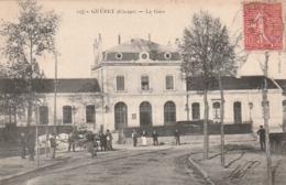 ****23 ****   GUERET  La Gare  - TTB - Non Classés