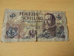 Österreich 50 Schilling 1962 - Austria