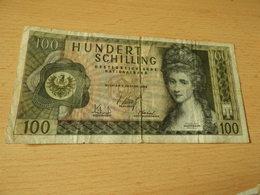 Österreich 100 Schilling 1962 - Austria