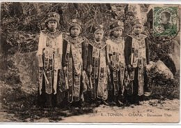 Tonkin- Chapa- Danseuses Thos - Viêt-Nam