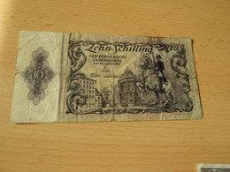 Österreich 10 Schilling 1950 (2.Auflage - Austria