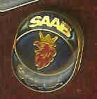 @@ Automobile Logo Groupe SAAB SCANIA (1.2x1.5) @@aut25 - Pin