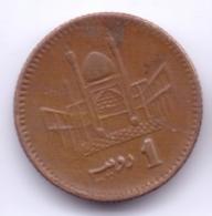 PAKISTAN 2003: 1 Rupee, KM 62 - Pakistan