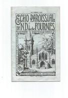 Fournes-église De Fournes - Picardie - Nord-Pas-de-Calais