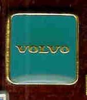 @@ Logo Automobile VOLVO (1.5x1.5) @@aut21 - Pin