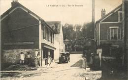 95 LA NAZE - RUE DE PARMAIN - RESTAURANT - Valmondois