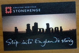 Regno Unito Join English Heritage Ticket  - Stonehenge - Usato 2019 - Tickets - Vouchers