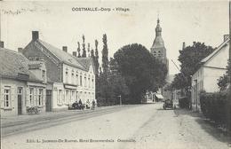 Oostmalle - Dorp - Village 1915 Feldpost Afstempeling - Malle