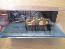 CARTONCAV / Modèle Réduit 1/72e Char  Allemand 39/45 JAGDPANZER IV L/70 1945, état Comme Neuf - Panzer