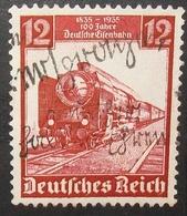 N°914E BRIEFMARKE DEUTSCHES REICH GESTEMPELT - Deutschland