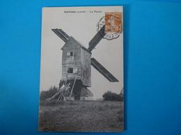 45 ) Rebréchien - Le Moulin  - Année 1927 : EDIT : Lenormand - Autres Communes
