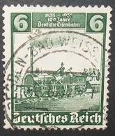 N°917E BRIEFMARKE DEUTSCHES REICH GESTEMPELT - Deutschland
