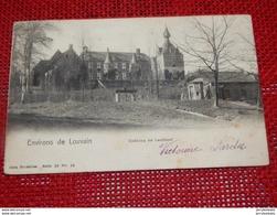 LEUVEN - LOUVAIN -    Château De Leefdael - Leuven