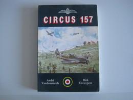 Circus 157 / Dranouter / F/L Baudouin De Hemptinne / M Donnet / De Slag Om Engeland / 609 Sqn - Guerre 1939-45