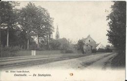 Oostmalle - De Statieplein (tramstatie) 1906 - Malle