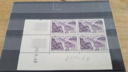 LOT503035 TIMBRE DE FRANCE NEUF** LUXE  COIN DATE - 1927-1959 Nuevos