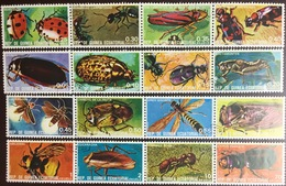 Equatorial Guinea 1974 Beetles Insects Fine Used - Insectes