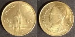 Thailand - 50 Satang 1995 Used (ta010) - Thailand