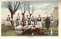 Romania - Calusari - Acrobatic Dancers - Ed. H. Wichmann - Roumanie