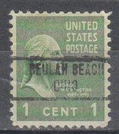 USA Precancel Vorausentwertung Preo, Locals Ohio, Beulah Beach 734 - Vereinigte Staaten