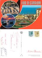 Lido Di Camaiore. Affrancata Non Viaggiata - Altre Città