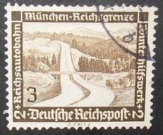 N°928E BRIEFMARKE DEUTSCHES REICH GESTEMPELT - Deutschland