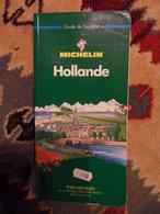 GUIDE MICHELIN  HOLLANDE 1997 - Michelin (guides)