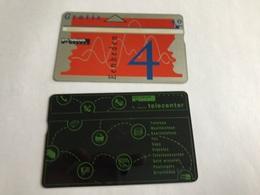 5:302 -  Netherlands Private Card On 4 Gulden - Niederlande