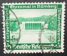 N°938E BRIEFMARKE DEUTSCHES REICH GESTEMPELT - Deutschland