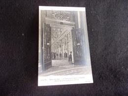 """Arts . Salon De 1907. Tableau De  Louis Béroud """" L' Entrée De La Galerie D' Apollon """" Musée Du Louvre . Carte Photo . - Peintures & Tableaux"""