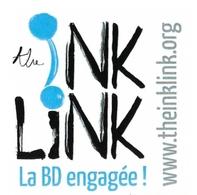 Bd - Autocollant / Sticker / Aufkleber - The INK LINK - Le Réseau BD Engagé.jpg - Autocollants
