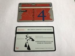 5:306 -  Netherlands Private Card On 4 Gulden - Niederlande
