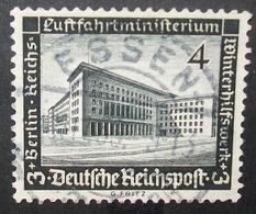N°957E BRIEFMARKE DEUTSCHES REICH GESTEMPELT - Deutschland