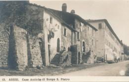 2c.393.  ASSISI - Perugia - Case Antiche Di Borgo S. Pietro - Ediz. N.P.G. - Autres Villes