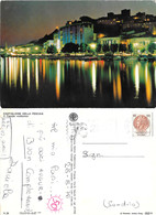 Castiglion Della Pescaia. Il Canale Notturno. Viaggiata 1976 - Altre Città
