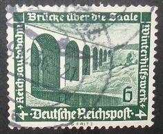 N°959E BRIEFMARKE DEUTSCHES REICH GESTEMPELT - Deutschland
