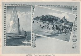 Cartolina - Postcard /   Viaggiata - Sent /  Imperia, Porto Maurizio. - Imperia