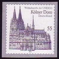 2330 Kölner Dom Sk, Mit UNGERADER Nummer, Postfrisch ** - [7] Federal Republic