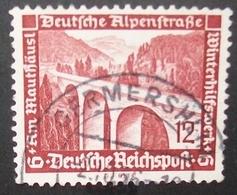 N°961E BRIEFMARKE DEUTSCHES REICH GESTEMPELT - Deutschland
