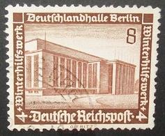 N°977E BRIEFMARKE DEUTSCHES REICH GESTEMPELT - Deutschland