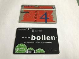 5:315 -  Netherlands Private Card On 4 Gulden - Niederlande